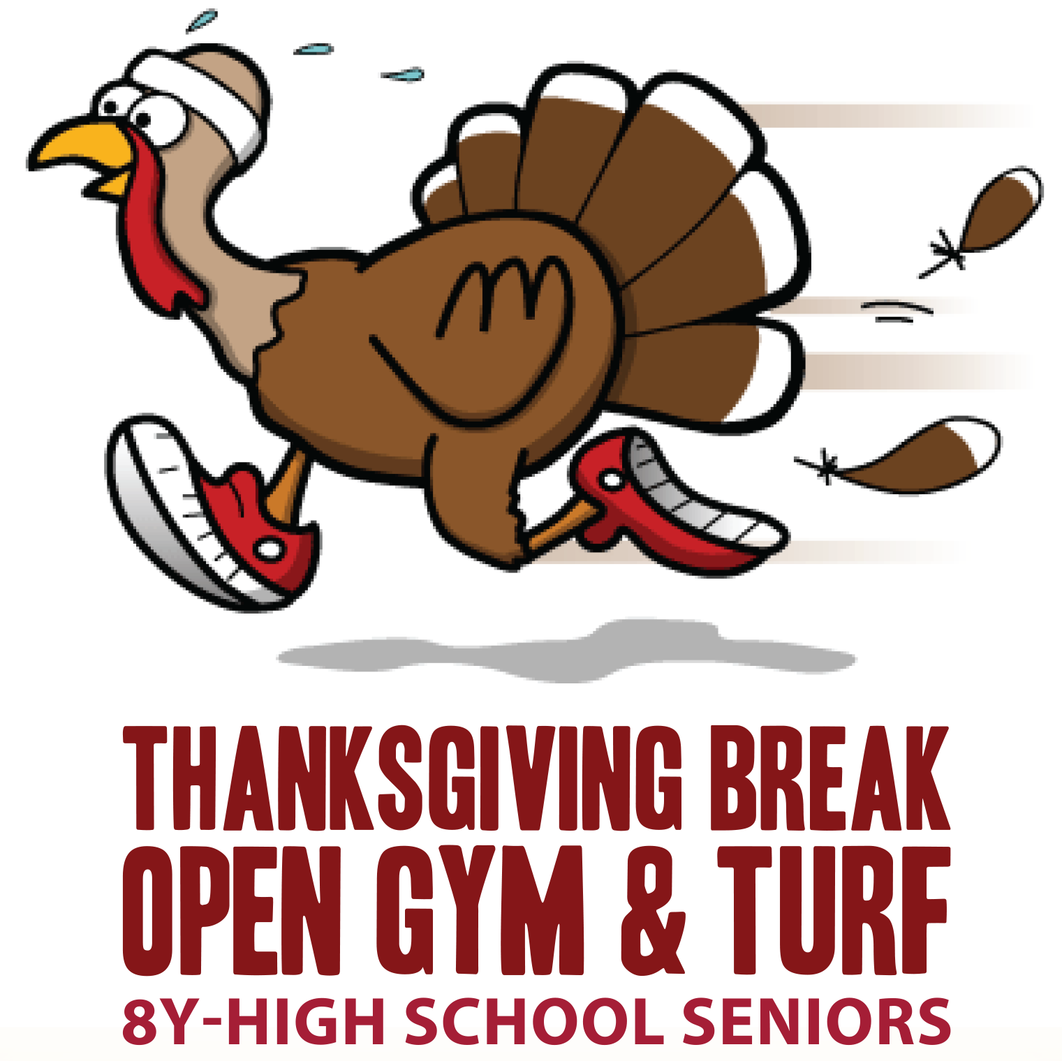 clip art freeuse Gym clipart special class. Thanksgiving break open turf