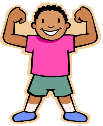 clip art royalty free Strong kids clipart. Healthy png google search