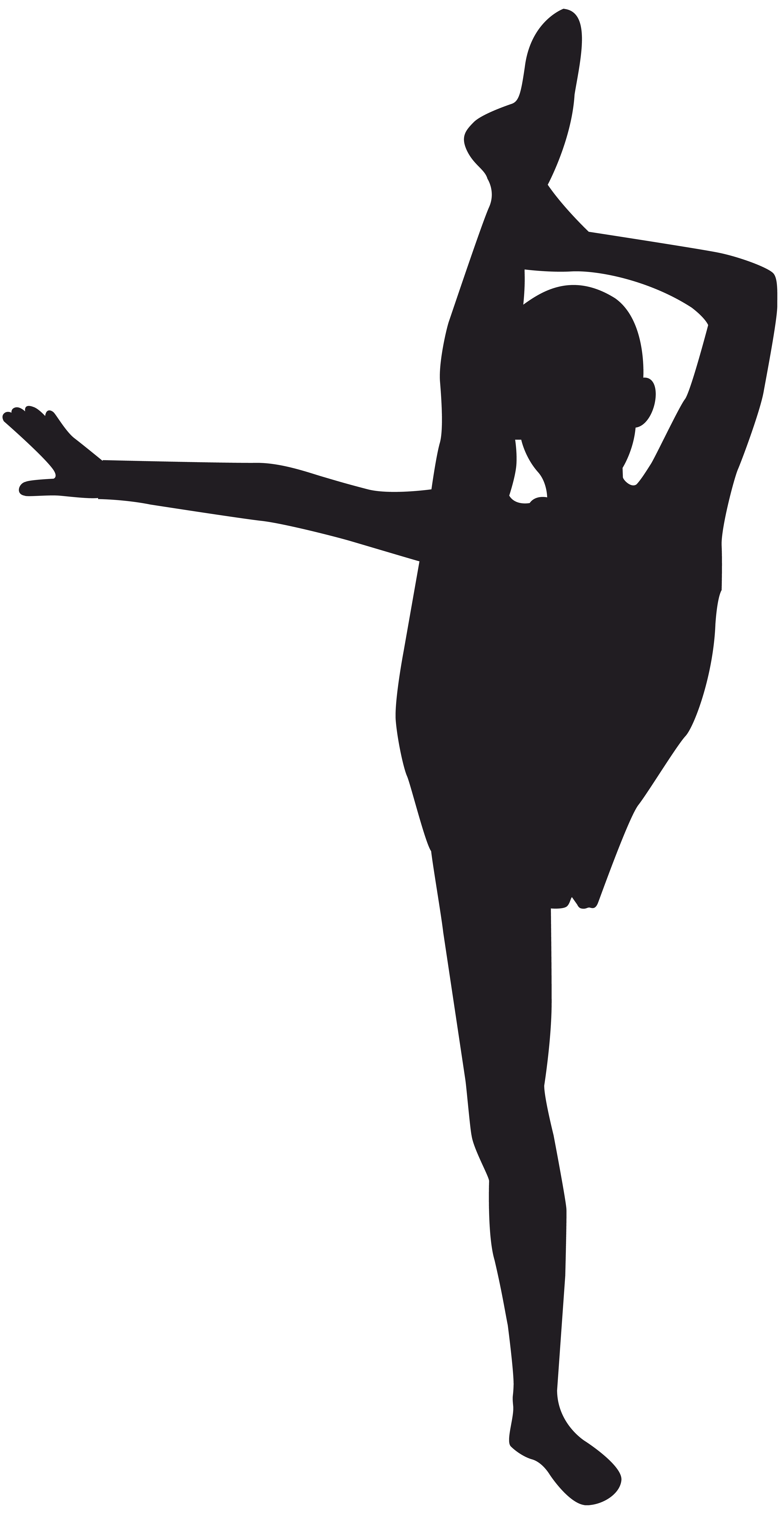 picture library library Silhouette at getdrawings com. Gymnastics clipart