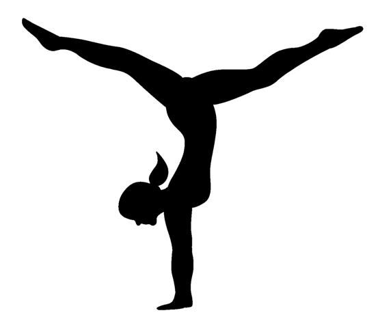 clip transparent library Gymnastics clipart. Free gymnast cliparts download