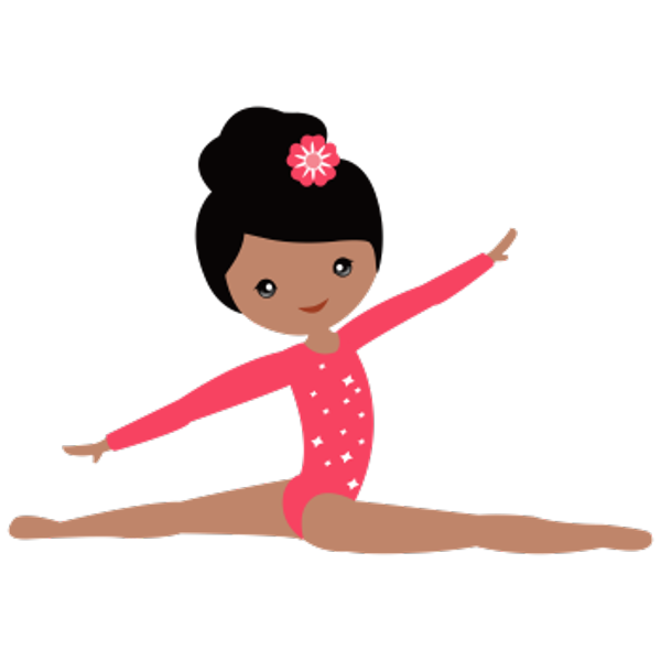 clip art library stock Gymnastics clipart gymnastics meet. North carolina women s