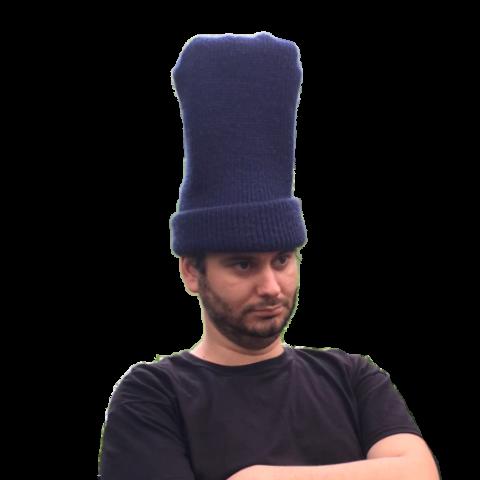 png transparent h3h3 transparent hat #97379567