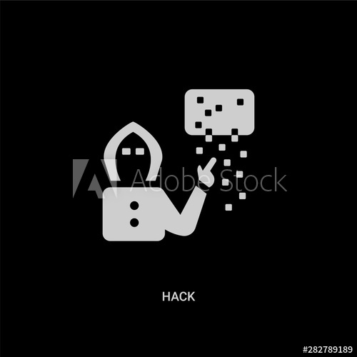 19 hack vector icon HUGE FREEBIE! Download for PowerPoint