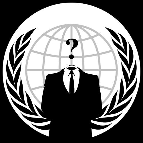 image download hacker transparent logo anonymous #97384906