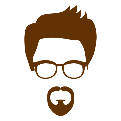 clip art black and white download Hairstyle set vector download. Beard clipart hipster haircut