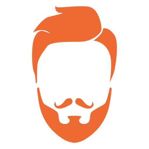 picture transparent stock Hipster vector. Hairstyle set download man