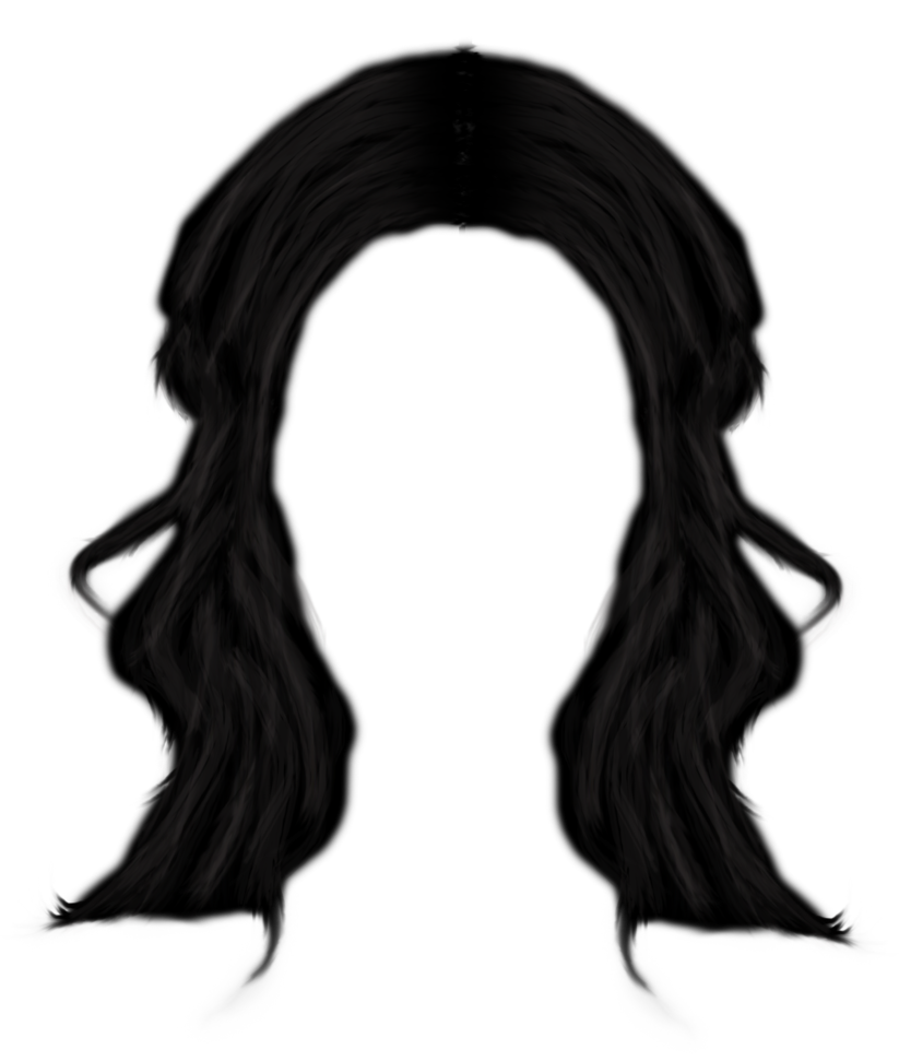 svg library Clipart Hair