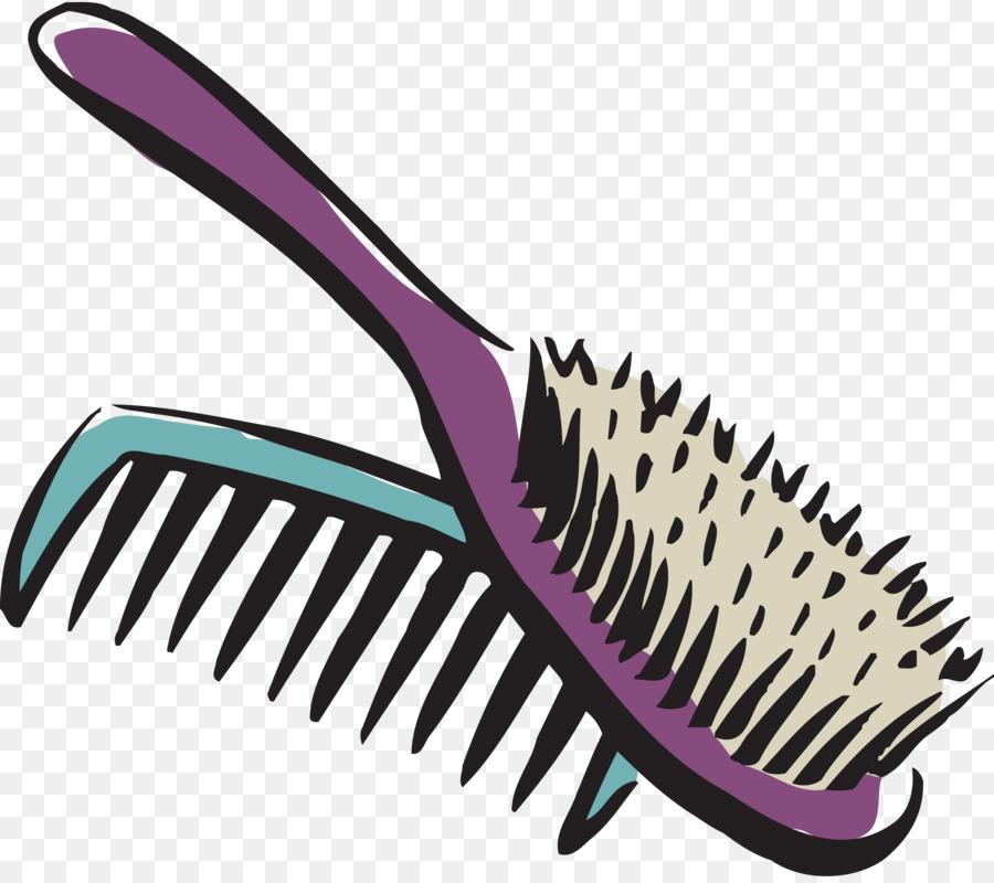 svg free library Brush background scissors hair. Hairbrush clipart comb