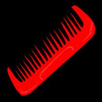 clip download Brush spanish vocabulary practice. Hairbrush clipart suklay