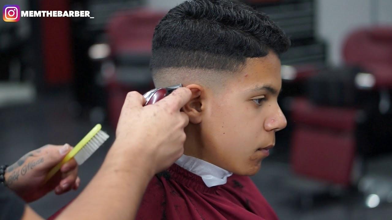 banner transparent download Haircut Tutorial