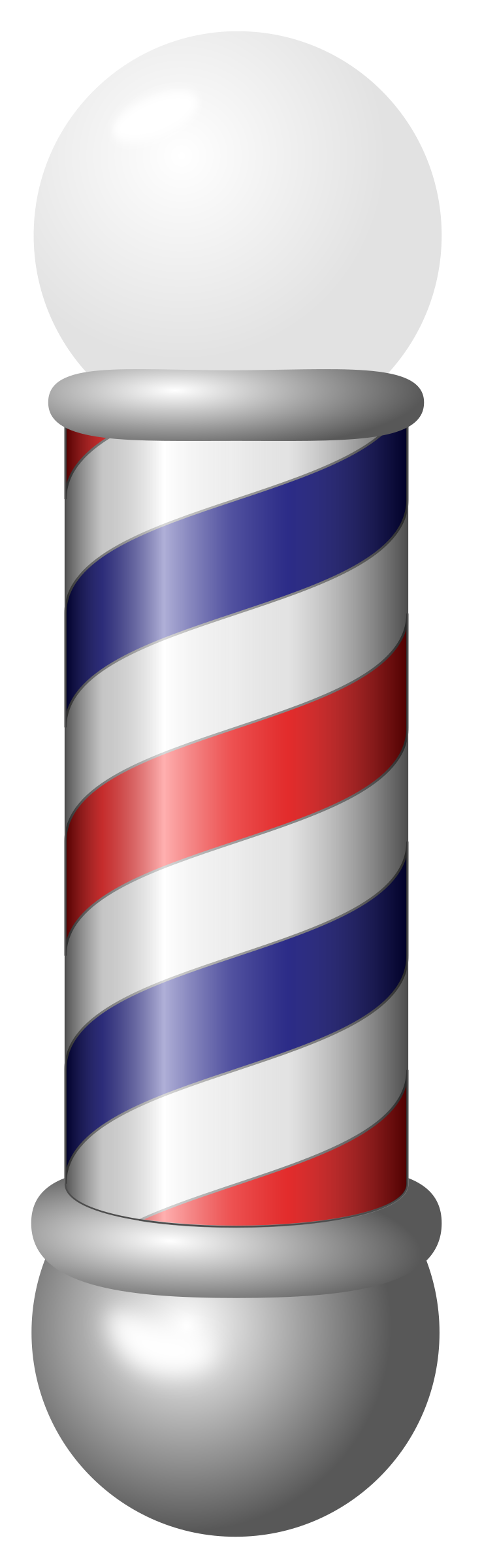 picture freeuse library Haircut clipart barber shop pole. Free on dumielauxepices net