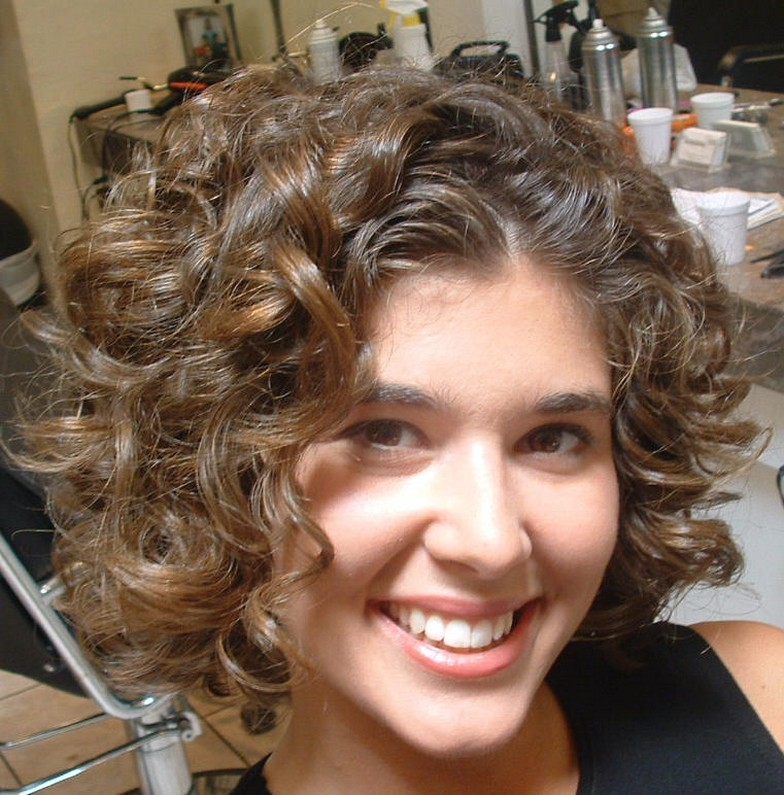 clipart free stock Big hair style woman. Haircut clipart curly hairstyle