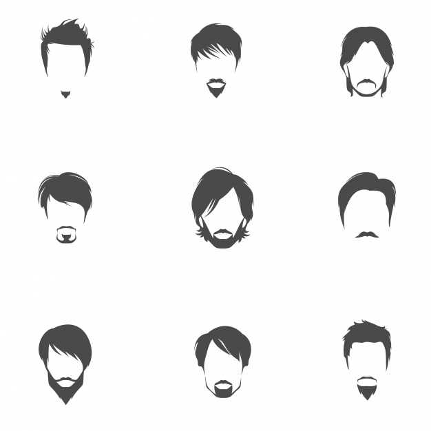 picture freeuse stock Haircut clipart guy hair. X free clip art
