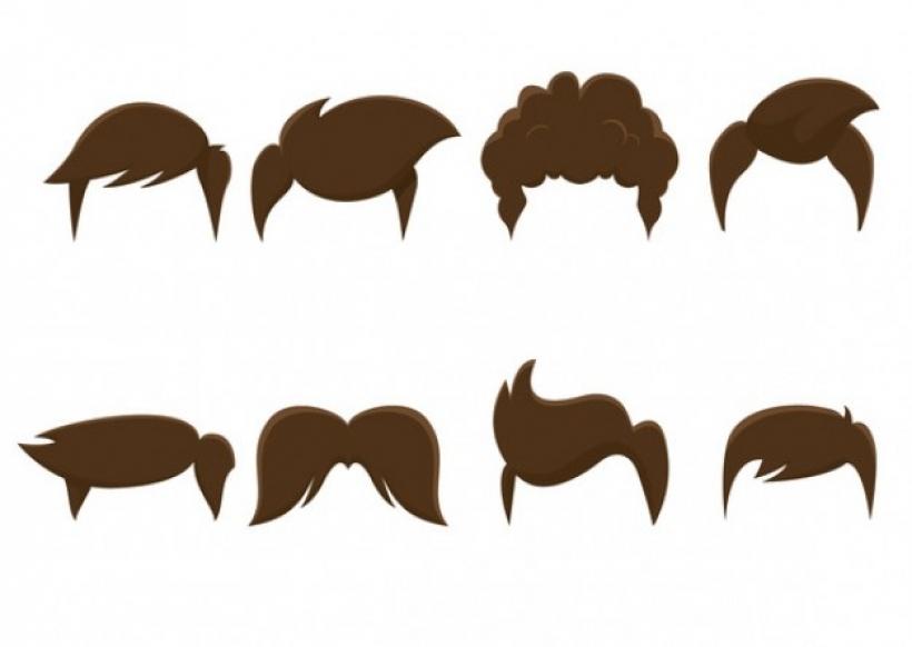 jpg library download Haircut clipart guy hair. X free clip art