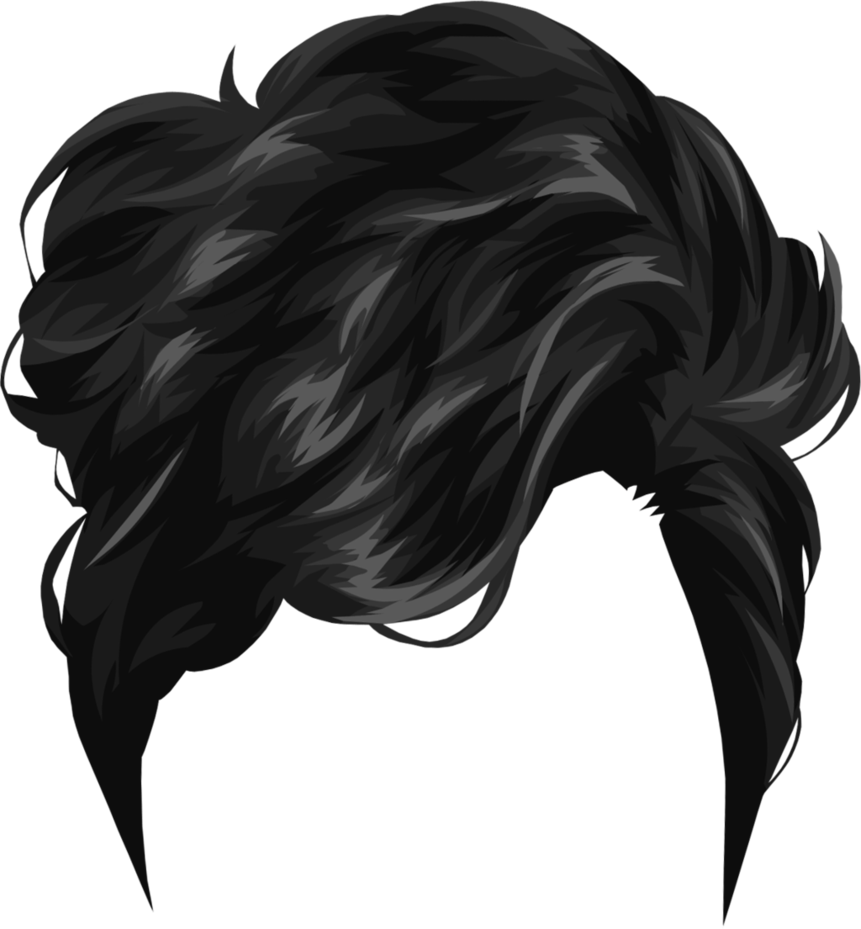 png library Hairstyles mens hairstyle free. Haircut clipart guy hair