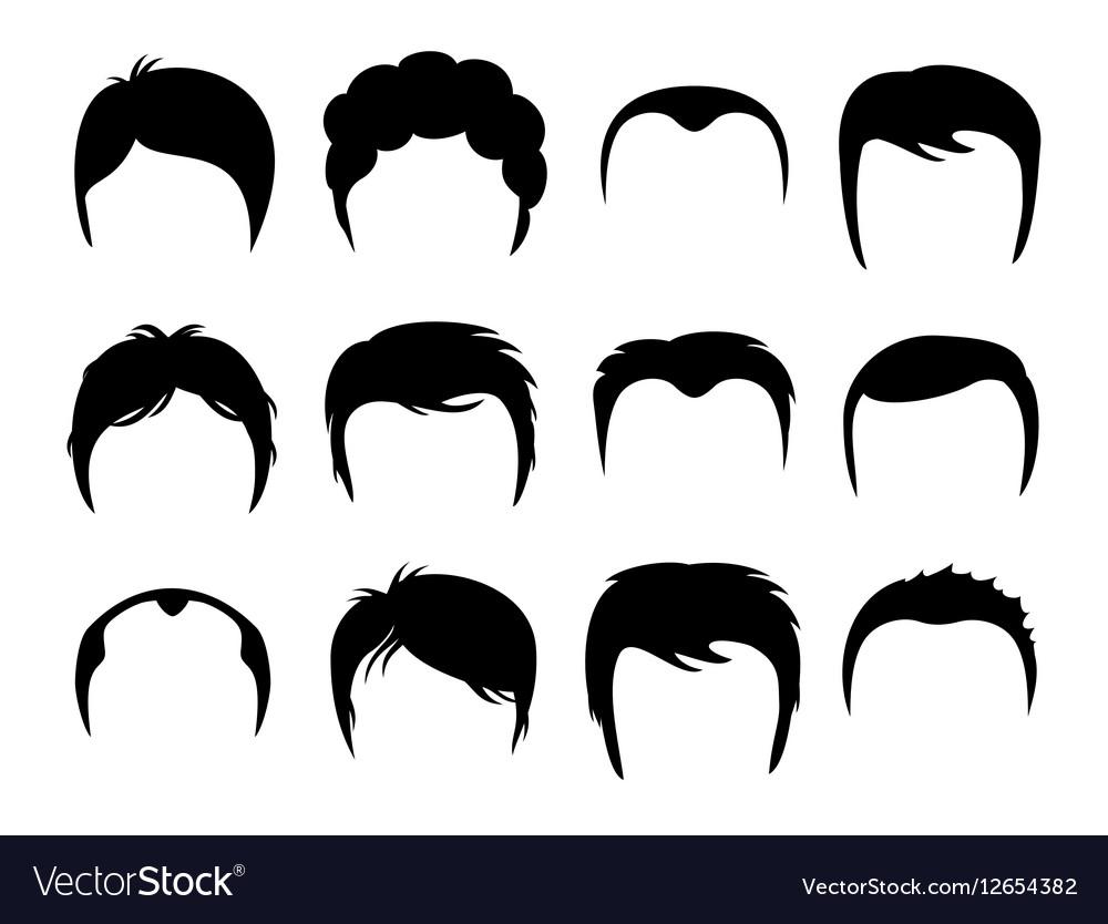 vector royalty free download X free clip art. Haircut clipart guy hair