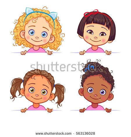 graphic black and white stock Haircut clipart little girl hairstyle. Image result for funny