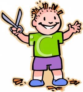 graphic transparent stock Haircut clipart mischievous. Boy frames illustrations hd