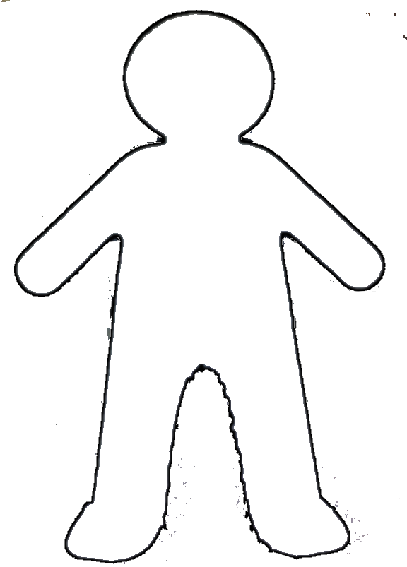 image royalty free boy outline template