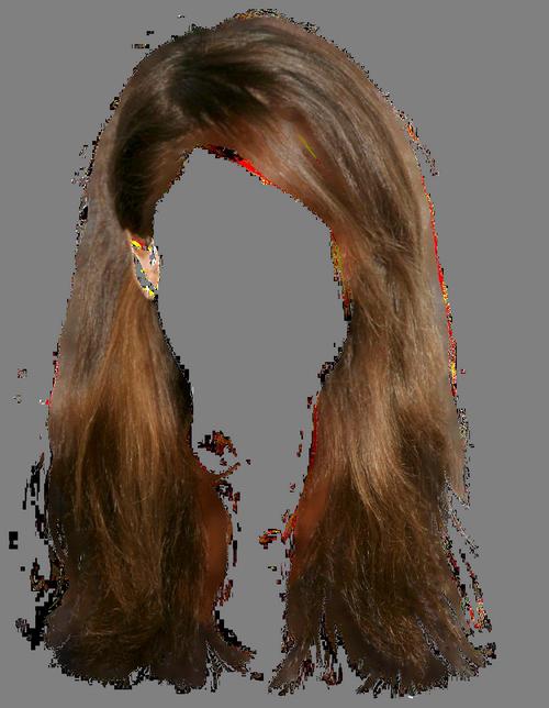 clip art freeuse download bangs drawing hair wig #89833234
