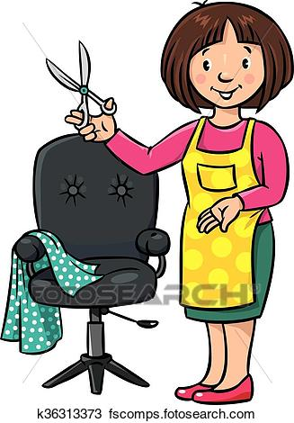 svg free download Hairdresser clipart. Free images download best