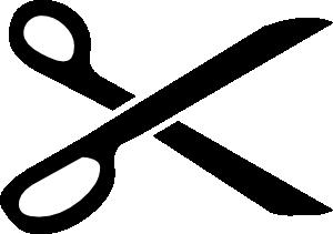 vector free download Scissors clip art at. Hairdresser clipart scissor