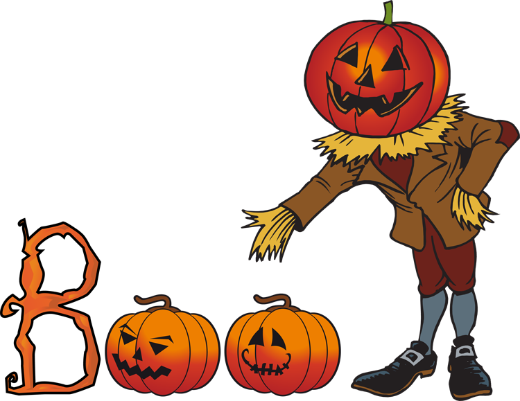 svg freeuse library Border pumpkin free images. Halloween clipart borders