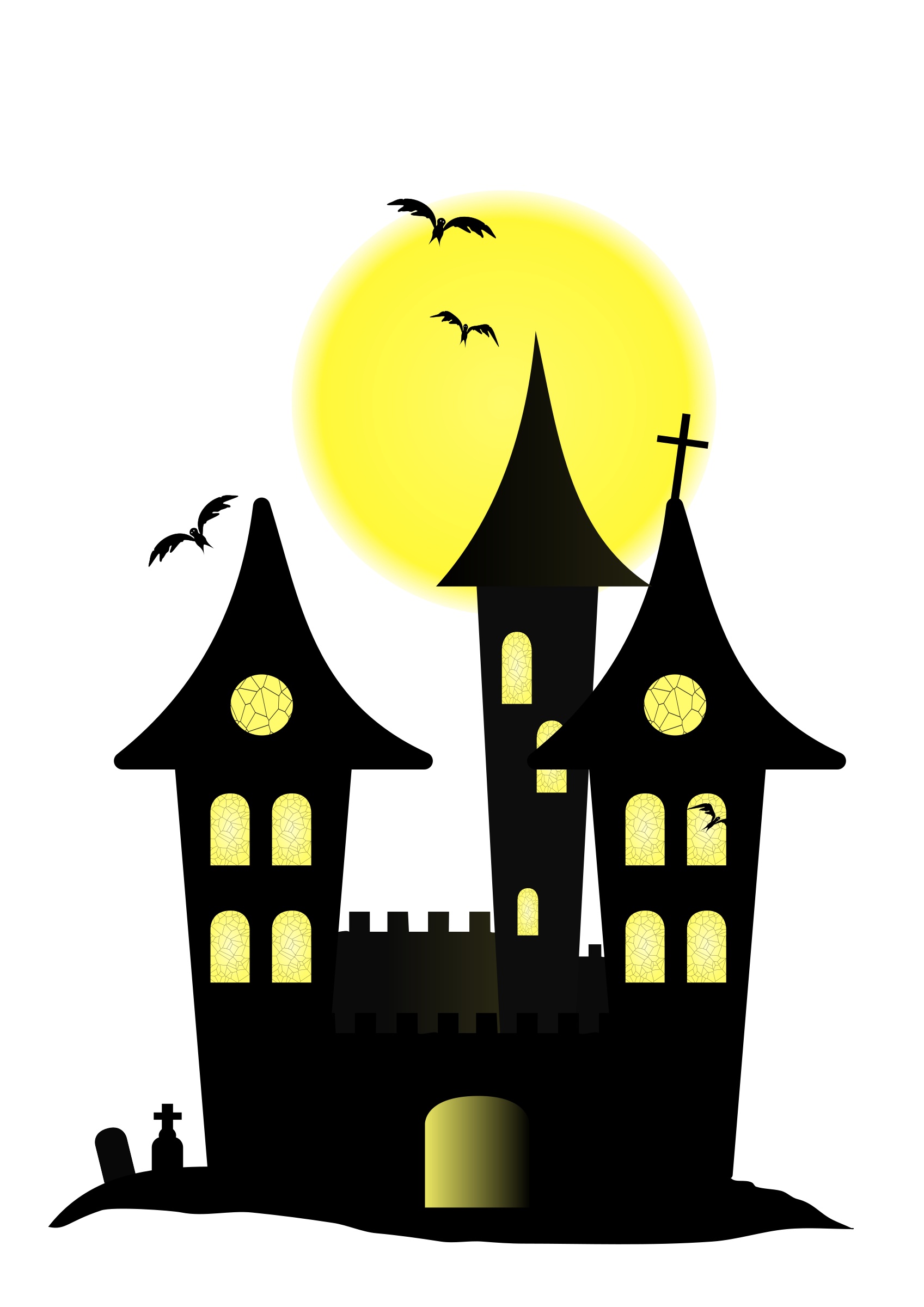 svg library download Halloween clipart bake sale. Yellow free on dumielauxepices