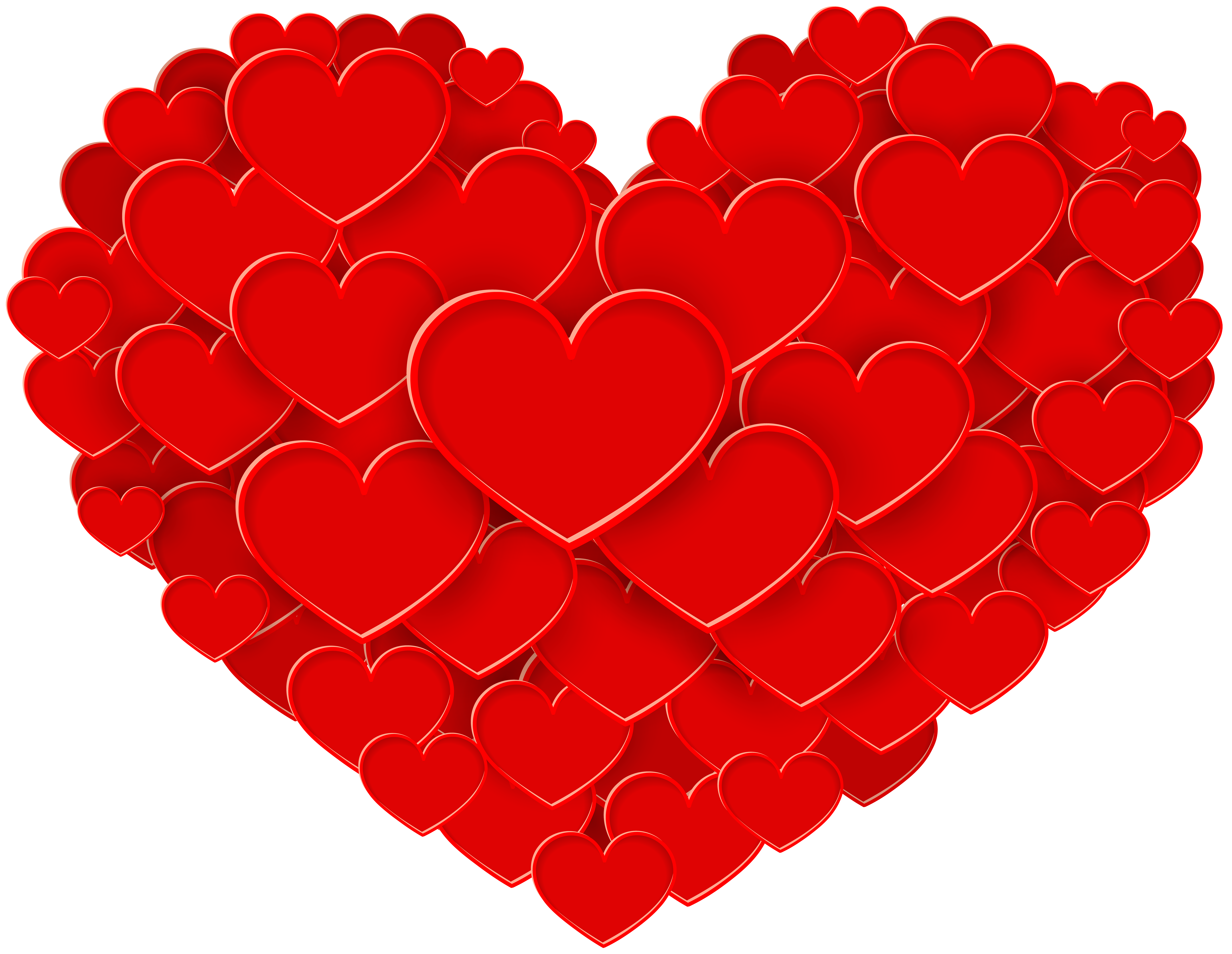 image transparent Red png clip art. Halloween clipart heart