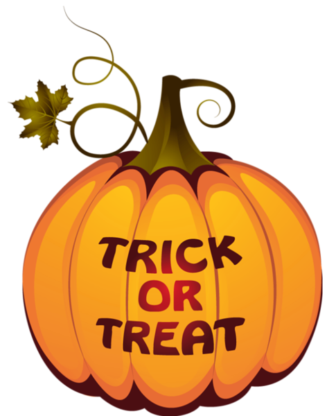 jpg transparent download Transparent Trick or Treat Pumpkin PNG Clipart