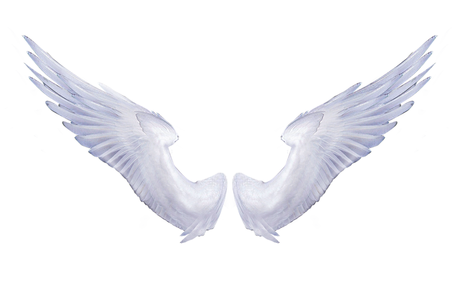 clipart royalty free Halo clipart realistic. Angel s wing free