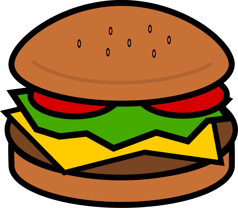 png black and white stock Animations hatenylo com. Hamburger clipart.