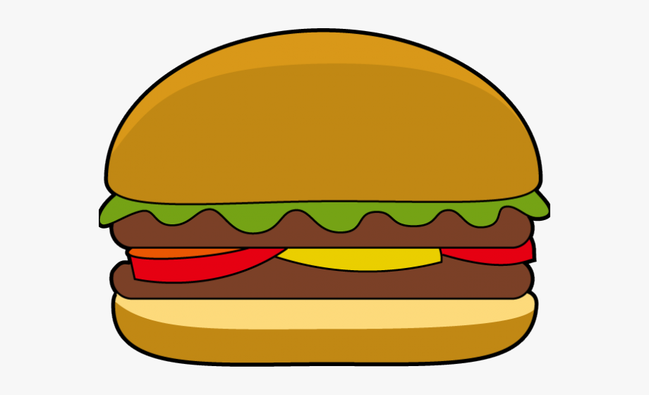 banner stock Hamburgers easy free . Hamburger clipart.