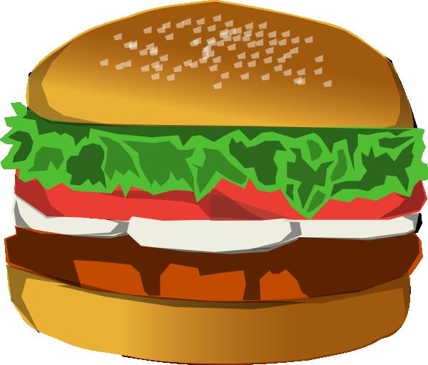 png library Hamburger clipart cartoon. Clip art at clker