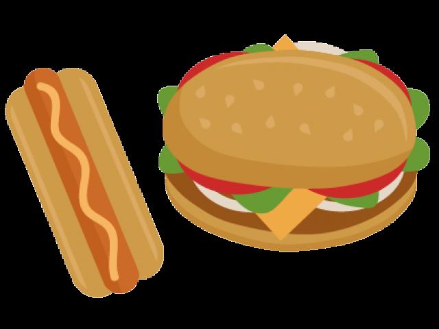 clip art Hamburger clipart cola. Coloring book free on