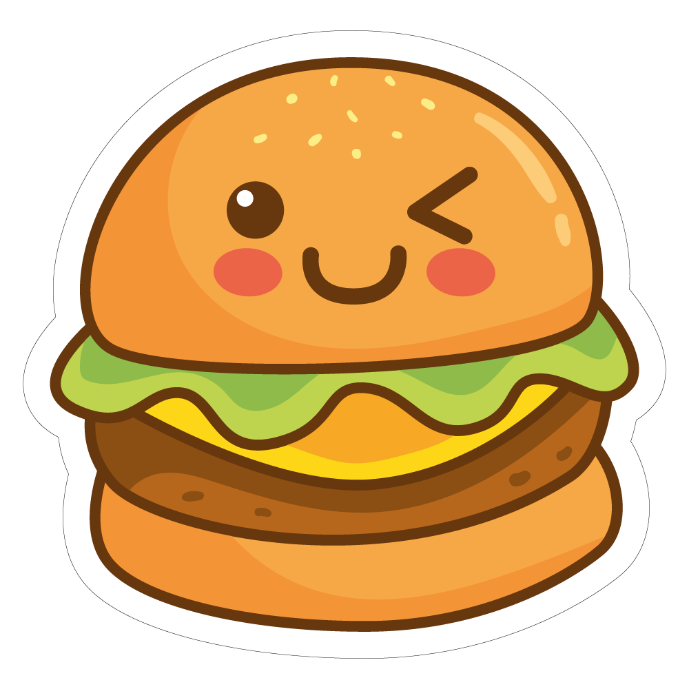 svg free library Hamburger clipart cute. Pictures free download clip