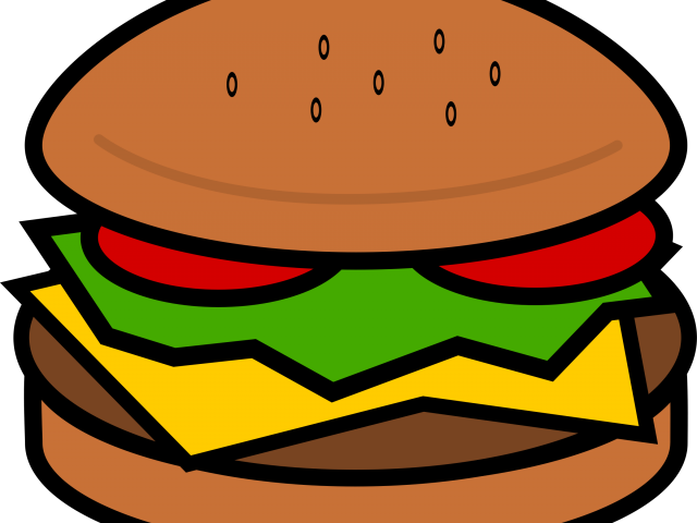 svg freeuse library Free on dumielauxepices net. Hamburger clipart hamburger fry