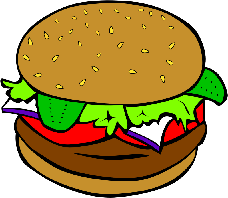 picture freeuse download Hamburger clipart hamburger fry. Free on dumielauxepices net