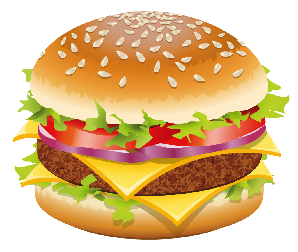 png black and white library Pav bhaji sharma vishnu. Hamburger clipart vegetarian burger