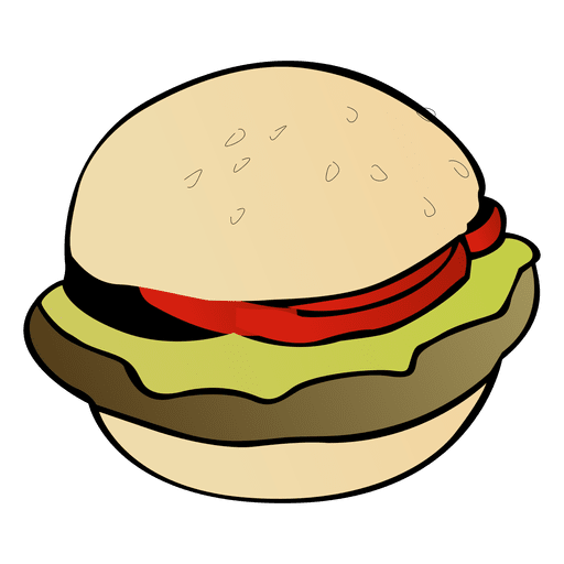 picture free library vector burger transparent #107522044