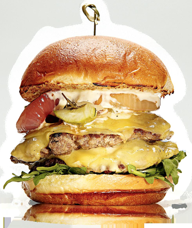 graphic freeuse download hamburger transparent greasy #97436390