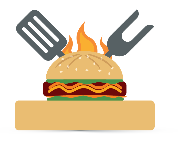 image black and white library hamburger transparent logo design png #97442034