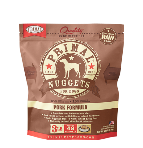 banner black and white Raw Frozen Canine Beef Formula