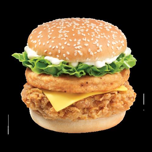 svg Tower Burger