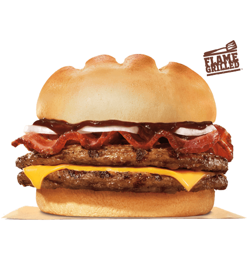 picture free Burger King Ultimate Bacon Cheese Burger
