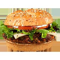 clipart transparent library hamburger transparent vegan #97437005
