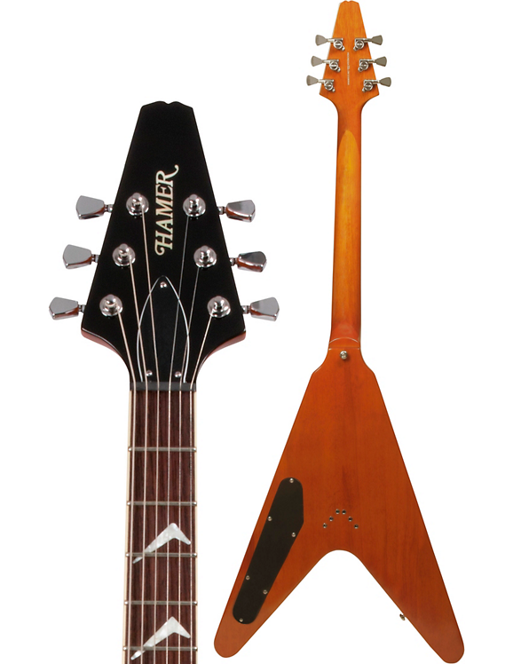 png royalty free library Vecf hb electric guitar. Hamer vector