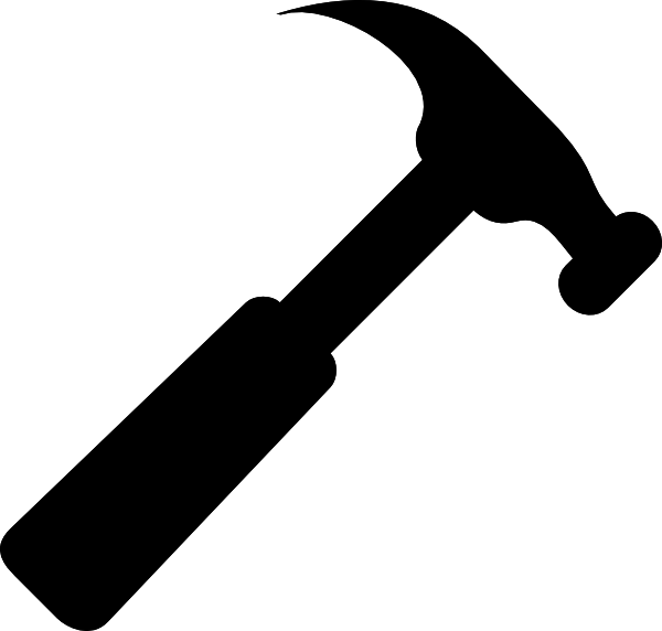 banner transparent stock Hammer