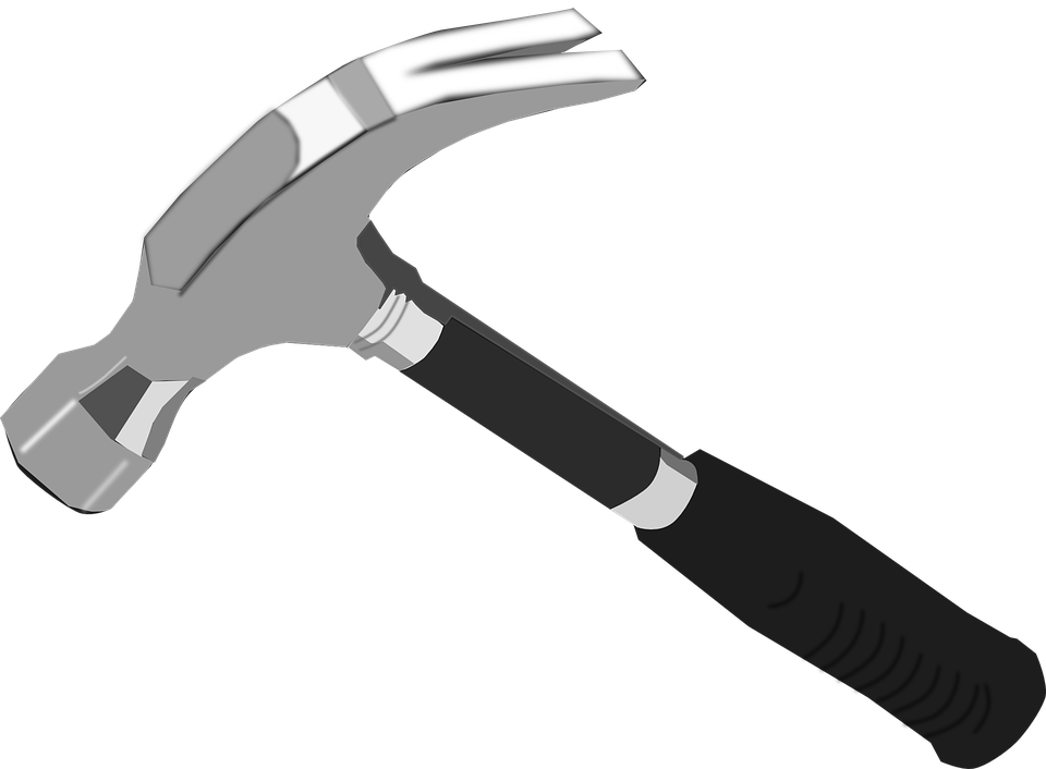 freeuse stock Wrench clipart hammer free. It clip tool
