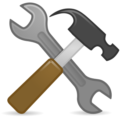 banner free stock Hammer clipart hammer wrench. Cute free on dumielauxepices